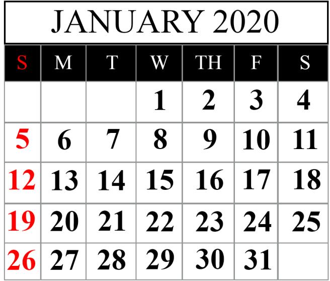 Hegira Calendar 2020 Time management for Calendar 2017 Templates   free calendar